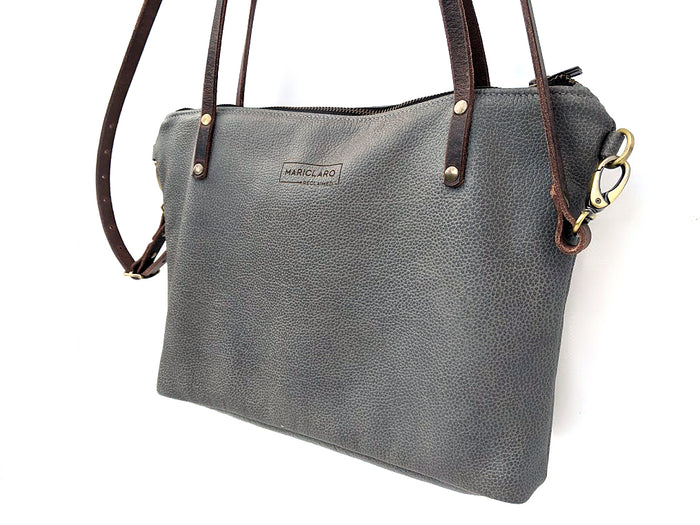 Mariclaro VIE+ Purse GREY