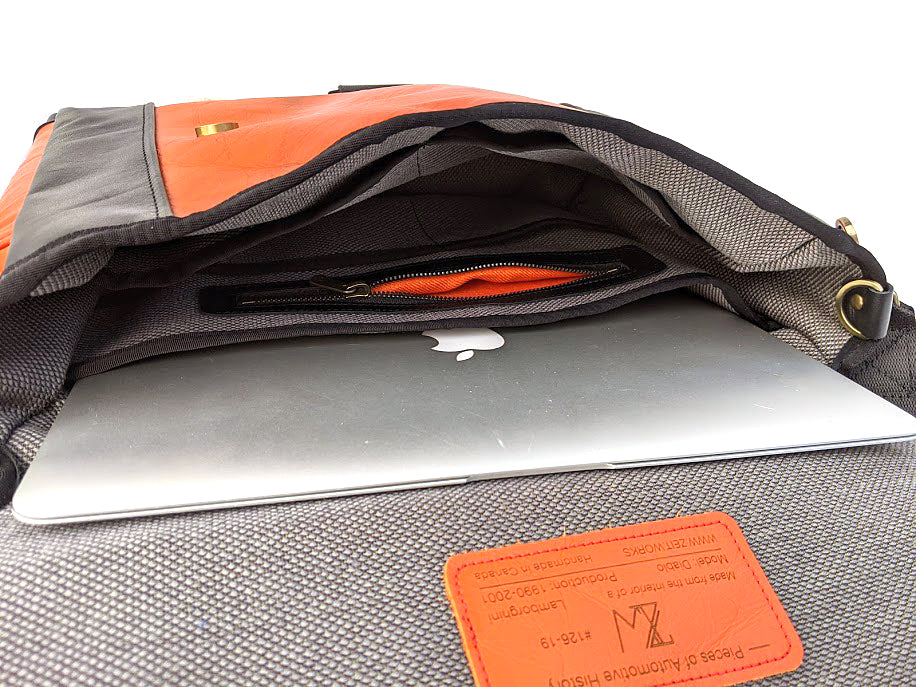 ZW Laptop Bag - Lamborghini Diablo