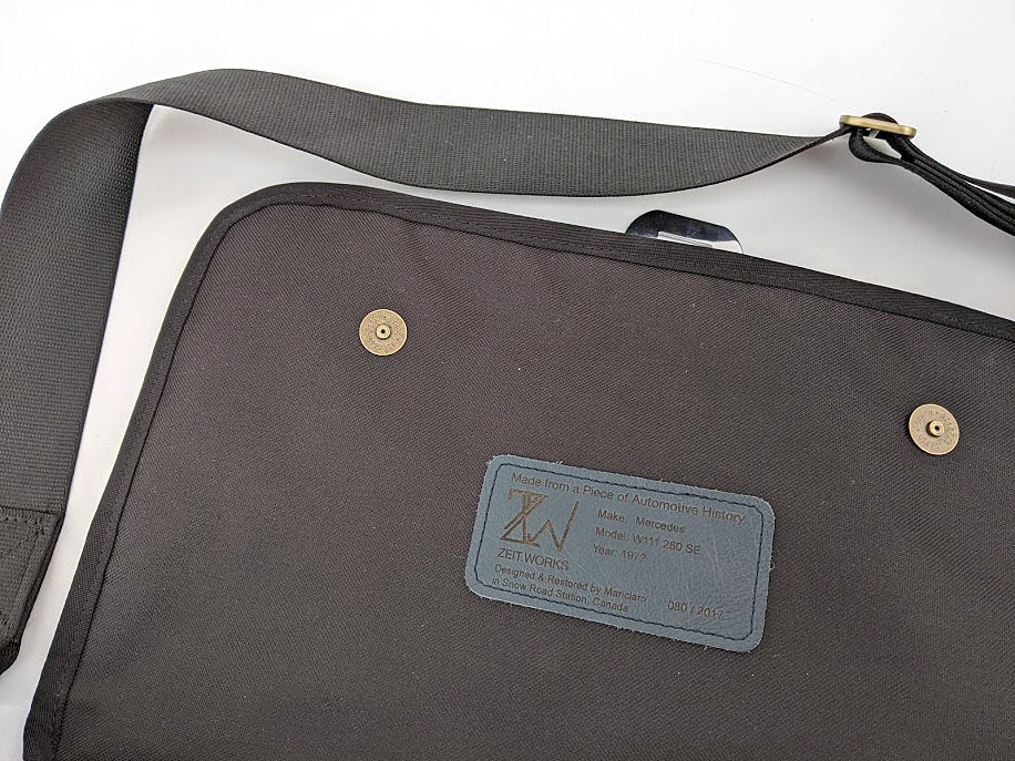 ZW Laptop Bag -  1972 Mercedes 280SE