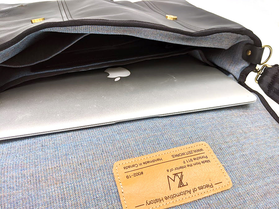ZW Laptop Bag -  Porsche 911 F