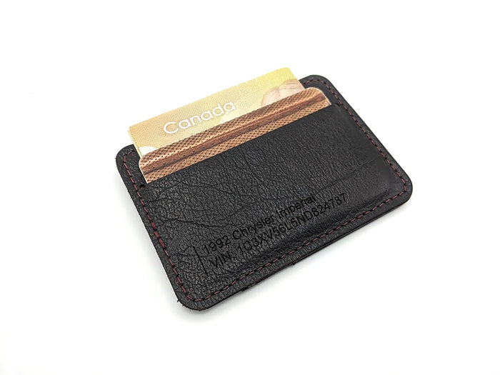 ZW Minimalist Wallet - 1992 Chrysler Imperial