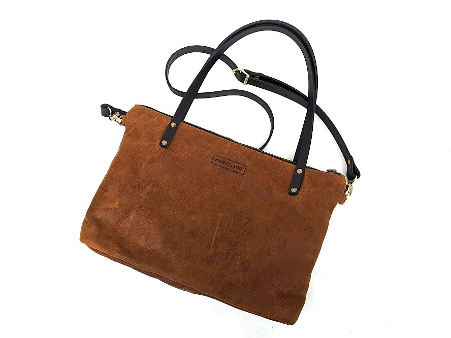 Mariclaro VIE+ Purse - Brown