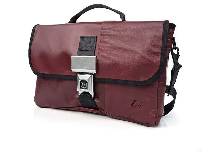 ZW Laptop Bag -  1993 Cadillac Deville - Burgundy