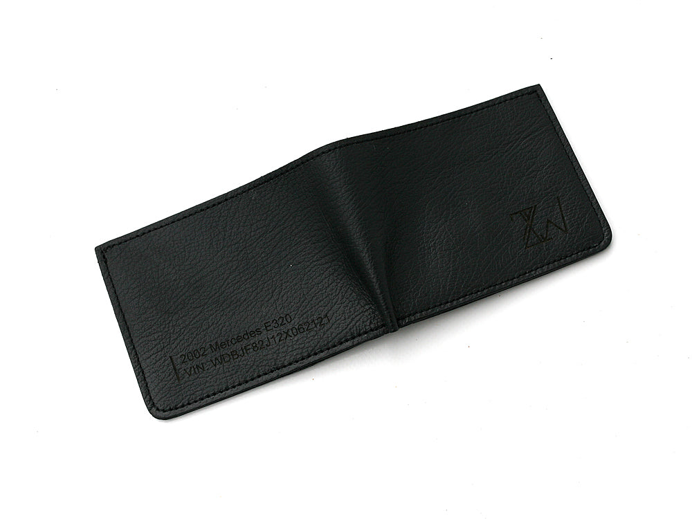 ZW Billfold 2002 Mercedes 320E