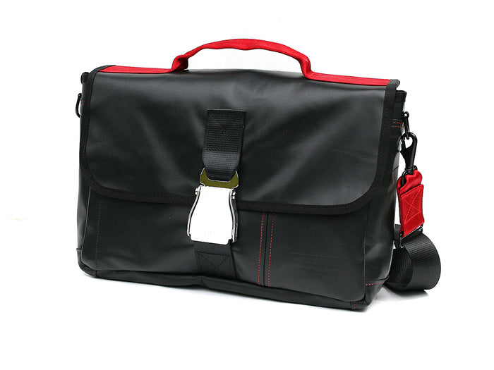 Mariclaro YYZ Laptop Bag - Air Canada 777HD - Red