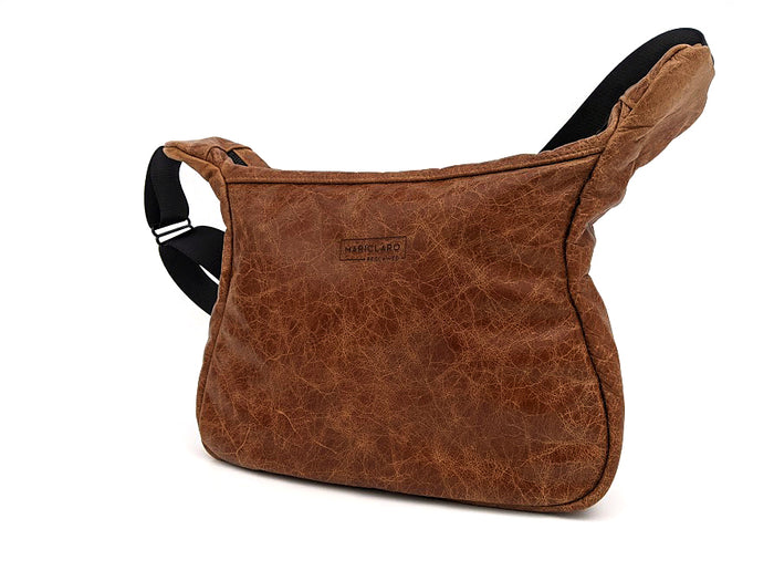 Mariclaro Freya Shoulder bag - Distressed Brown