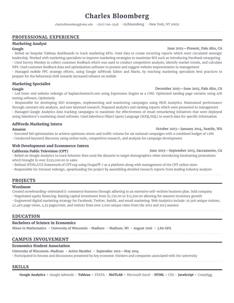 Cover letter cv doc argumentative essay in education 250 for Cover letter for bloomberg