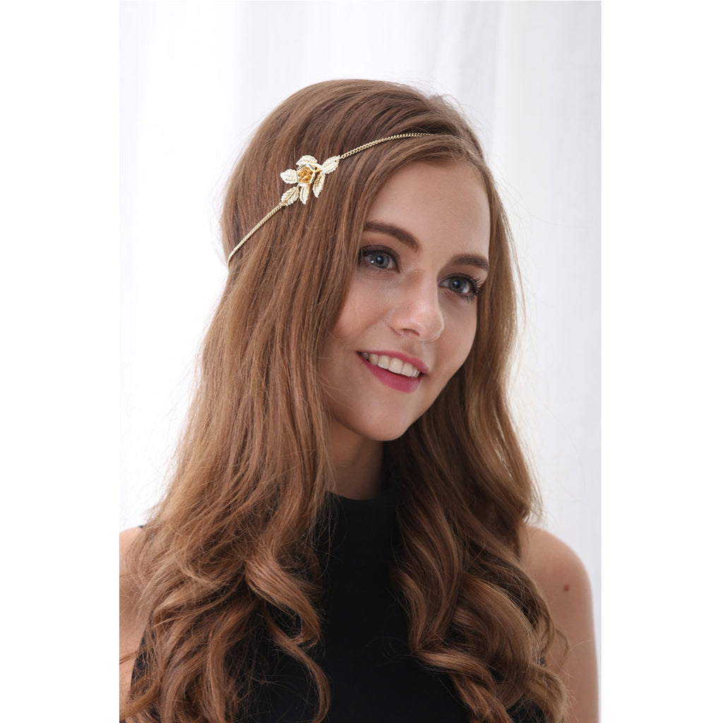 Spring Flower Head Chain