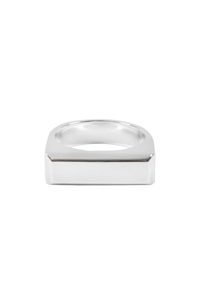 Mister  Bar Silver Ring - 925 - Mister SFC - 1