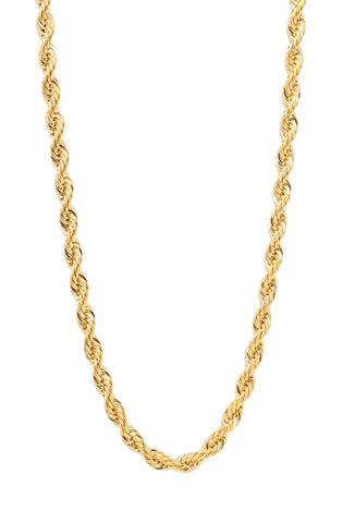 Mister Rope Necklace  - Gold - Mister SFC - 2