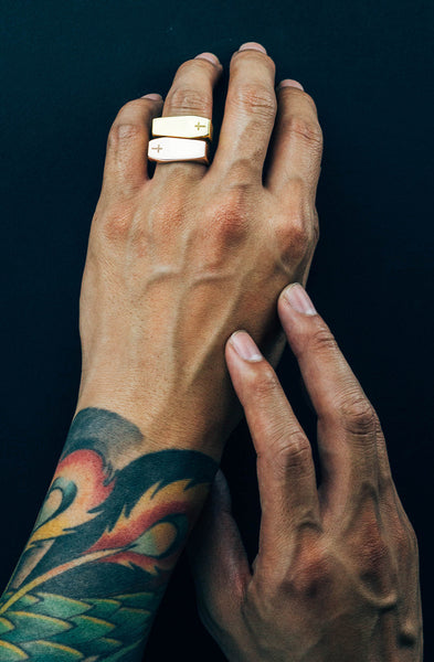Mister Coffin Ring - Rose Gold - Mister SFC - 2