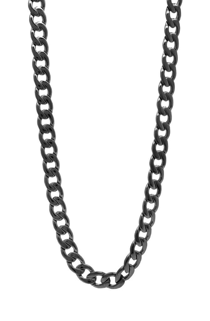 Mister Curb Chain - Black