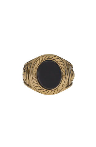 Mister Champ Ring - Gold