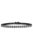 Image of Mister Crystal Bracelet - Black-ACCESSORIES,FOR HER-Mister SFC