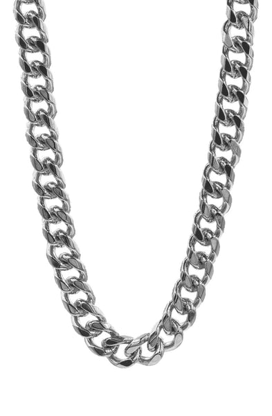 Mister Curve Curb Chain - Chrome