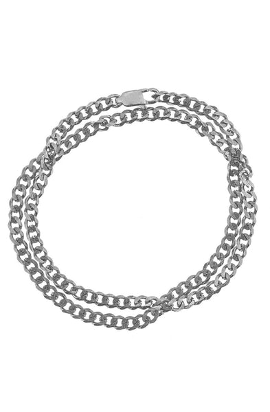 Mister  Esquire Bracelet - Chrome