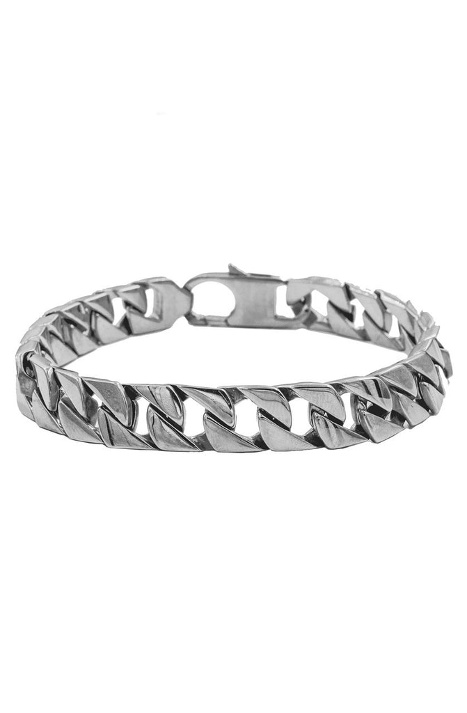 Mister Goldie Bracelet - Chrome