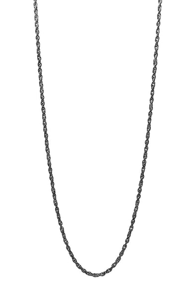 Mister Micro Rope Chain - Black - Mister SFC