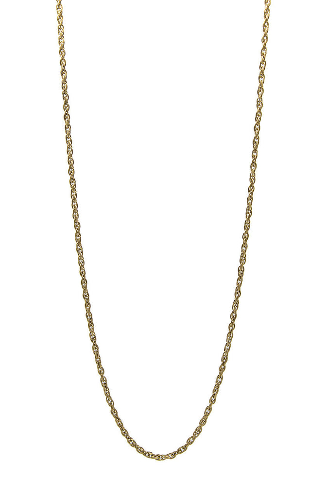 Mister Micro Rope Chain - Gold - Mister SFC