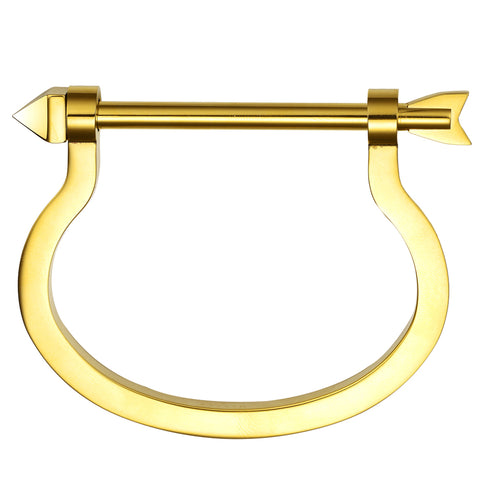 *Mister  Arrow Bracelet - Gold (S/M)