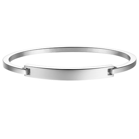 *Mister Axle ID Bracelet - Chrome