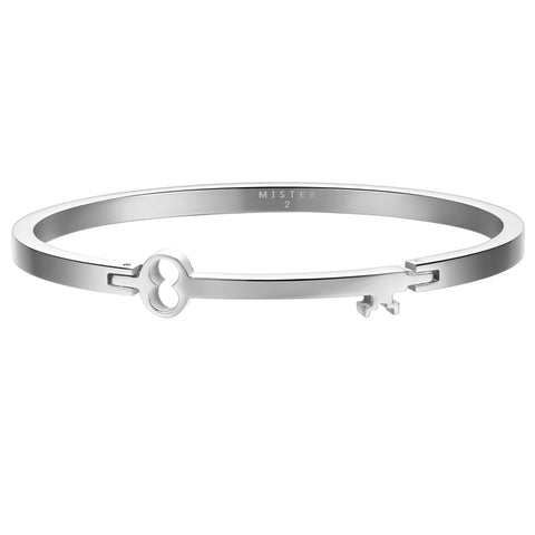 *Mister Axle Key Bracelet - Chrome