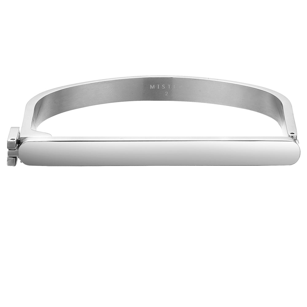 Mister Bar Bracelet - Chrome