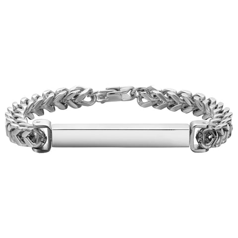 Mister  Beams Bracelet - Chrome