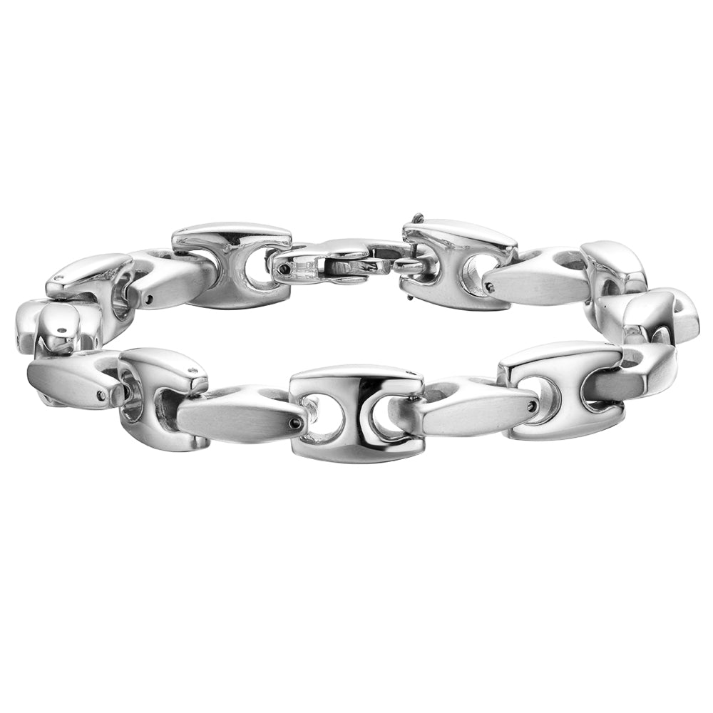Mister  Boss Bracelet - Chrome
