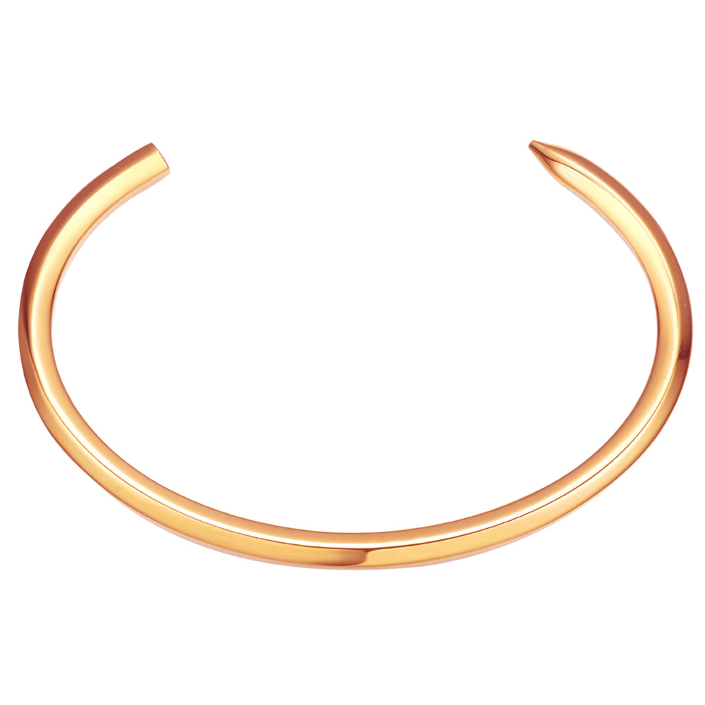 *Mister Pencil Cuff Bracelet - Rose Gold