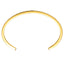 *Mister Level Plus Cuff Bracelet - Gold