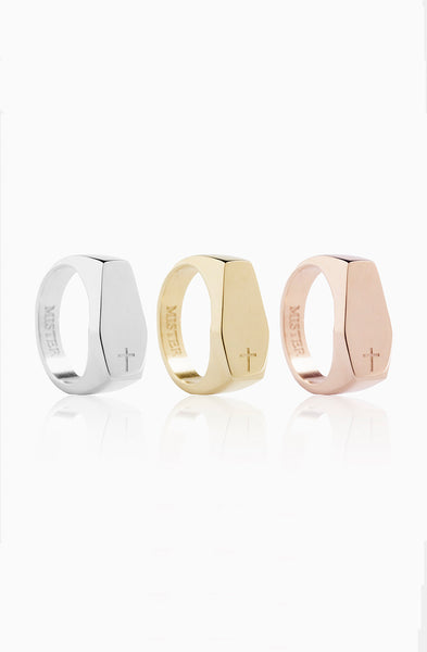 Mister Coffin Ring - Rose Gold - Mister SFC - 4