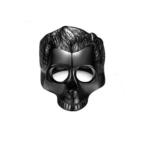 *Mister  Dead Serious Ring - Black