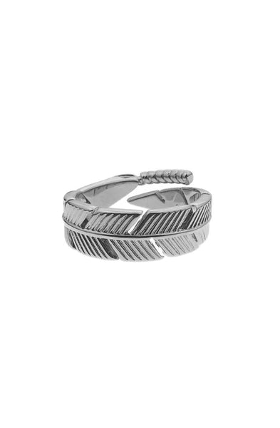 *Mister Feather Ring - Chrome - Mister SFC - 2