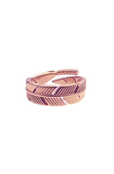 *Mister Feather Ring - Rose Gold - Mister SFC - 2