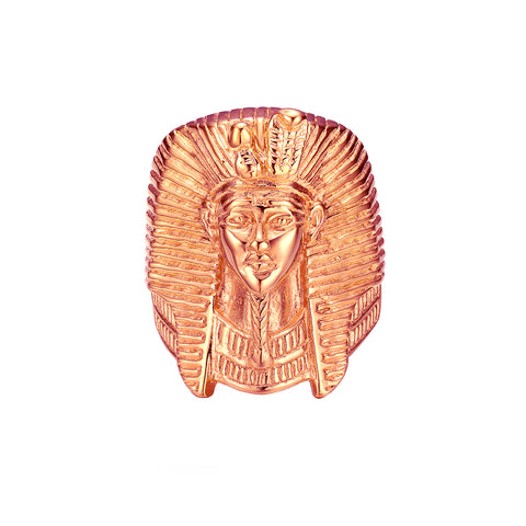 *Mister  King Tut Ring - Rose Gold