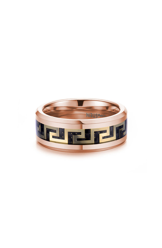 Mister Maze Ring - Rose Gold-ACCESSORIES,FOR HER-Mister SFC