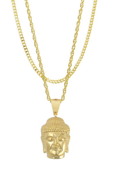 Mister Micro Buddha Piece - Gold-ACCESSORIES,FOR HER-Mister SFC