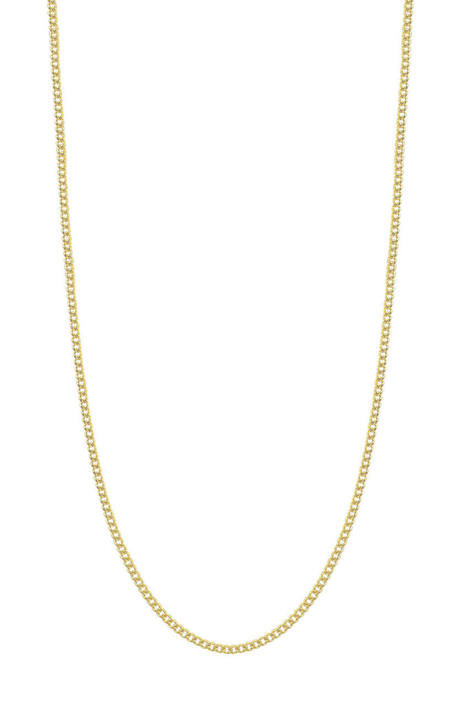 Mister Micro Curb Chain-NECKLACE-Mister SFC
