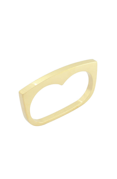 *Mister Twin Ring - Gold-ACCESSORIES,FOR HER-Mister SFC