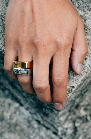 Mister Bars Ring - Gold - Mister SFC - 3