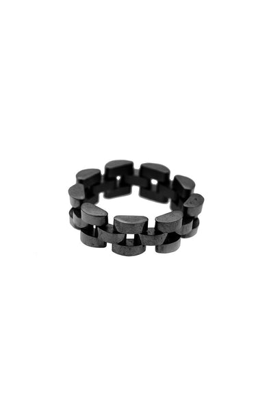 Mister Fame Ring - Black - Mister SFC