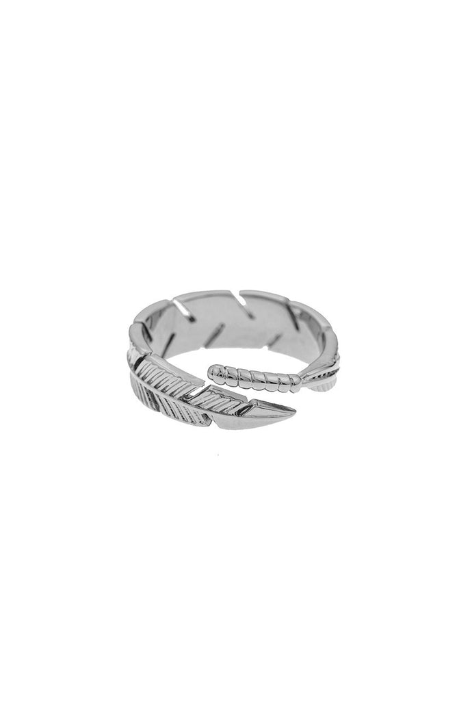 *Mister Feather Ring - Chrome - Mister SFC - 1