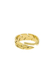 *Mister Feather Ring - Gold - Mister SFC - 1