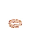 *Mister Feather Ring - Rose Gold - Mister SFC - 1
