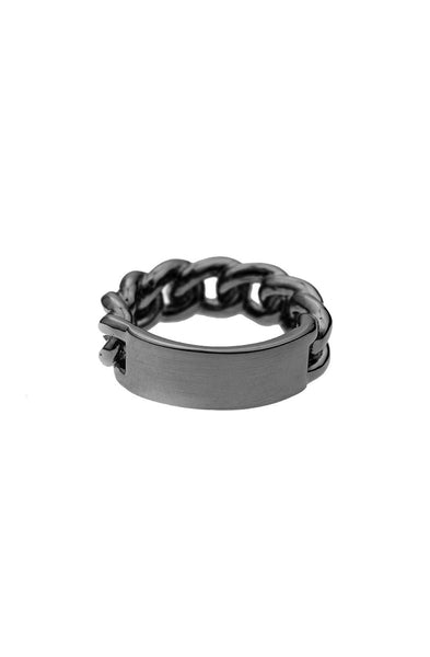 Mister ID Ring - Black - Mister SFC - 1