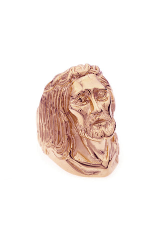 *Mister  Jesus Ring - Rose Gold - Mister SFC