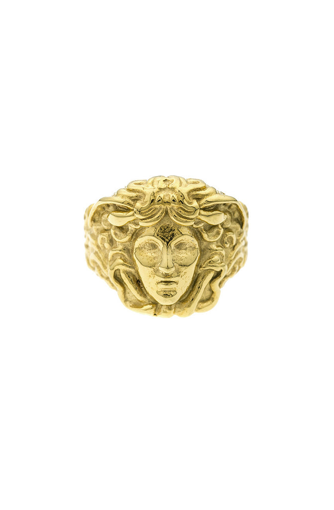*Mister  Medusa Ring - Gold - Mister SFC - 1