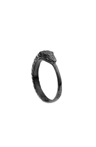 Mister Ouroboros Ring - Black - Mister SFC - 1