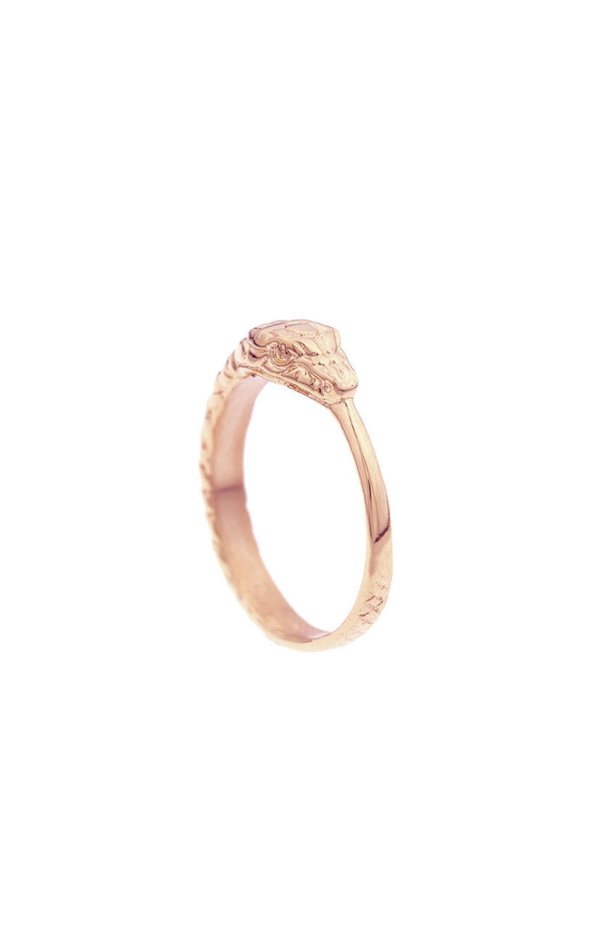 Mister Ouroboros Ring - Rose Gold - Mister SFC - 1